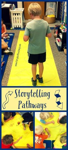 Bring stories to life with Storytelling Pathways! Get all the details at Fairy Dust Teaching. Retelling Activities, Language Activities, Writing Activities, Preschool Activities, Preschool Projects, Preschool Learning, Toddler Preschool, Fairy Dust Teaching, Fairy Tales Unit