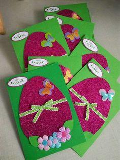 50 awesome spring crafts for kids ideas 35 – Artofit Kids Crafts, Preschool Crafts, Diy And Crafts, Paper Crafts, Easter Art, Easter Crafts For Kids, Easter Eggs, Tarjetas Diy, Easter Activities