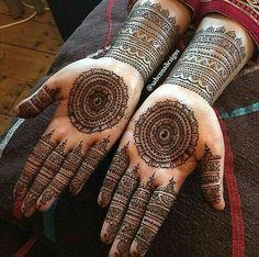 South Asian bridal henna....really beautiful...