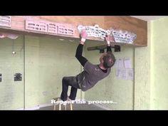 Finger Board Training for Climbing