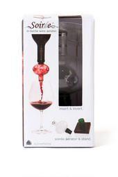 Soiree In-Bottle Wine Aerator .