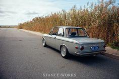 1969 Bristol Gray BMW 2002