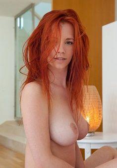 Redhead - Hot Naked Girls