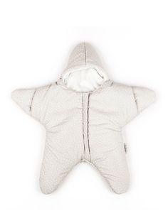 Baby Bites | Saco Estrella beige #winter #baby #estella