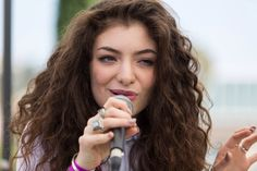 Lorde! Won song of the year for royals
