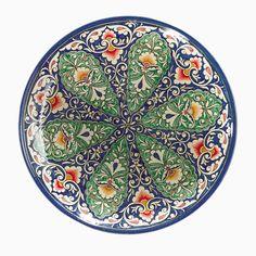 Madina ceramic plate.