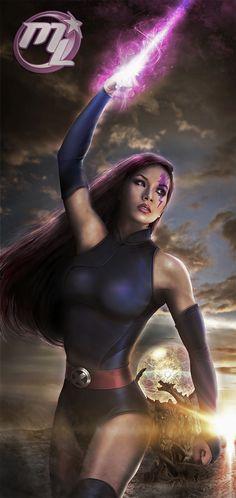 Psylocke from X-Men by MLauNeim.deviantart.com on @deviantART