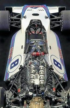 Nascar, Bmw Turbo, Win Car, Classic Race Cars, Martini Racing, Formula 1 Car, Classic Motors, Vintage Race Car, Indy Cars