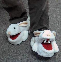 12 Creative Funny House Slippers - Funvblog