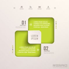 Abstract 3d square infographics - Stock Vector , #AFFILIATE, #square, #Abstract, #infographics, #Vector #AD Image Infographics, Lorem Ipsum, Vocabulary, Abstract, Design Trends, Website, Interior Design, Paper, Infographic