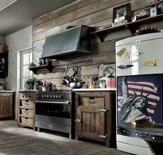 harmonious shapes along with decorative elements make martini's ... - Cucine Dialma Brown