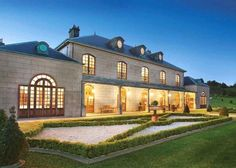 Campbell Point House is a luxury private estate set on 37 acres on the banks of Lake Connewarra with sweeping views across the Bellarine Peninsula.