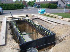 Inspection Pit Build