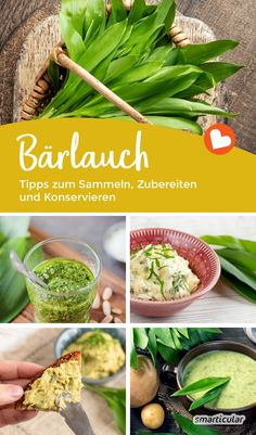 Bärlauch – alles was du wissen solltest und die besten Rezepte Wild garlic is one of the regional superfoods! Here you will find the most important collection tips as well as simple and tasty recipes and learn how weed can be enjoyed all year round. Healthy Chicken Recipes, Healthy Foods To Eat, Fish Recipes, Salad Recipes, Healthy Snacks, Vegetarian Recipes, Healthy Eating, Garlic Recipes, Delicious Recipes