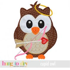 Cupid Owl