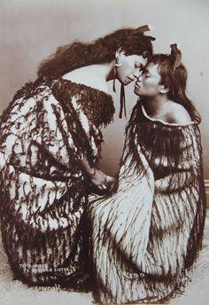 Elizabeth Pulman (1836-1900), 'Tita Wirum Te Wahanuis Sisters', an ...