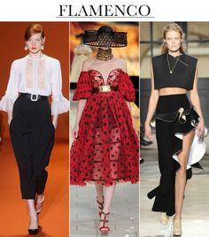Springs Biggest Trends - Flamenco