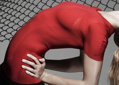 NIKE, Inc. - Nike Pro Elite Knit: Seamless, Breathable and Lightweight  innovative warp knit construction