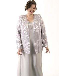 Plus Size Mother of Bride Jacket Silk Diamante Silver Lavender SHOP NOW: Unique jackets for women Sizes 14 - mother of the bride, special occasion, artwear, elegant and unique women's clothing,xoPeg Unique Clothes For Women, Plus Size Womens Clothing, Plus Size Fashion, Formal Dresses With Sleeves, Plus Size Dresses, Plus Size Outfits, Mother Of The Bride Jackets, Mother Of The Bride Gown, Mother Bride