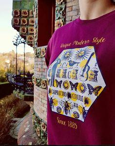 Aplicación del pattern sobre sudadera Capricho de Gaudí Gaudi, Illustration, Prints, Sweatshirt, Illustrations, Antoni Gaudi
