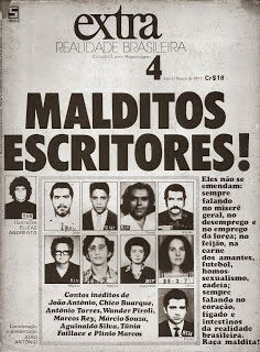 SOCIEDADE DOS POETAS MALDITOS : JOÃO ANTONIO: MALDITOS ESCRITORES! * ANTONIO CABRA...