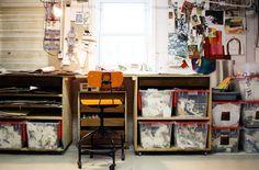 Stick & Rock Artist Studio