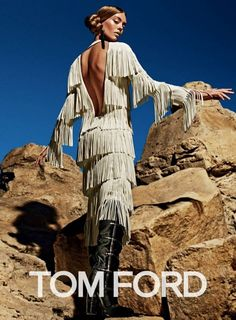 Tom Ford 2015 Fall / Winter Ad Campaign