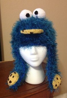I like the cookie mouth no pattern found The Crochet Dork : Photo