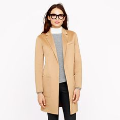 J.Crew - Collection cashmere topcoat