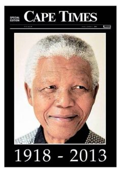 Nelson Mandela was a South African anti-apartheid revolutionary, politician and philanthropist who served as President of South Aftrica from 1994 to Mandela was South Africa's first black president and was democratically-elected.