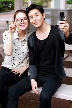 Gorgeous Kim Jae Wook and So Yi Hyun Playfully Pose for Couple Pics for Who Are You | A Koala's Playground