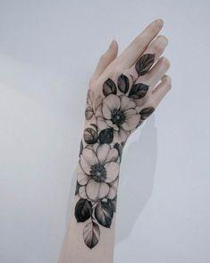 Hand Tattoos for Women . Hand Tattoos for Women . Gorgeous Tattoos, Sexy Tattoos, Unique Tattoos, Cute Tattoos, Flower Tattoos, Body Art Tattoos, Small Tattoos, Sleeve Tattoos, Awesome Tattoos