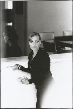 "Romy Schneider by Giancarlo Botti in ""Les innocents aux mains sales"" 1974, Claude Chabrol"
