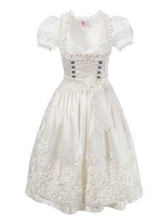 Brautdirndl 3tlg. (TURI LANDHAUS) | Бренды | Одежда | Женская одежда | Новая коллекция | Интернет-магазин европейской одежды katalog.ru