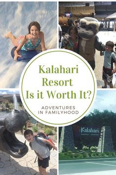 Kalahari Resorts is doubling down on being a family destination in the Poconos. We take a look at whether or not it's worth it. Family Resorts, Family Vacation Destinations, Vacation Spots, Travel Destinations, Family Vacations, Kalahari Resort Poconos, Kalahari Resort Wisconsin, East Coast Travel, Disney Trips