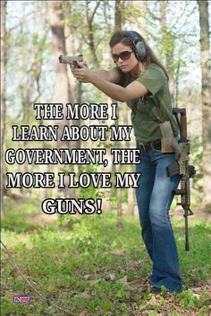 Image result for My Daddy Owns A Gun and So Should You