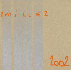Cartes de voeux - modèle 2002 (argent à chaud sur papier doré) © COPY-TOP