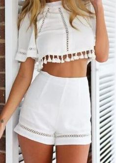 30 Cute Summer Outfits To Copy Right Now - Society19