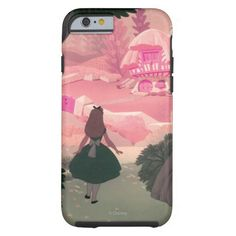Vintage Alice in Wonderland Tough iPhone 6 Case