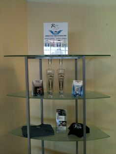 RiverSands Distillery was the featured business of the month at Umpqua Bank in Kennewick