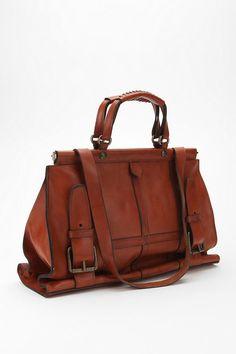 Great leather satchel