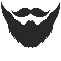beard logo - Google Search