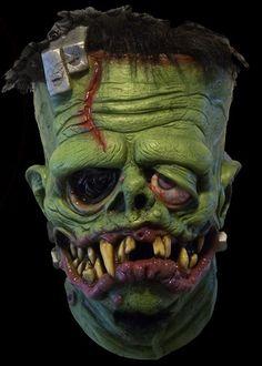 Frankenfink Full Head Mask