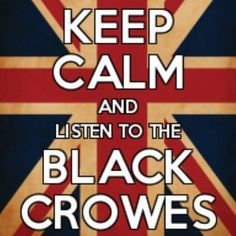 The Black Crowes #TheBlackCrowes
