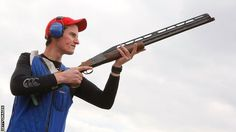 Peter Wilson wins shooting gold for Britain photo: http://news.bbcimg.co.uk/media/images/59690000/jpg/_59690012_peter-wilson-getty.jpg