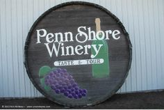Penn Shore Winery. North East (Erie), PA