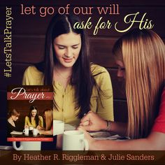How can I get my husband to pray with me? #LetsTalkPrayer and let's talk about what to do when you long for your man to be your partner in prayer. With @heatherrigg www.juliesanders.org