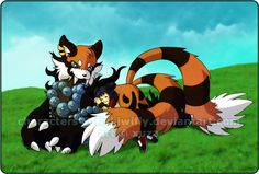 Prize - Time for a Rest by xuza.deviantart.com on @deviantART