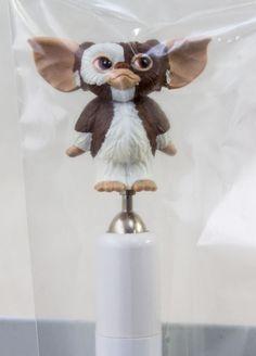 Gremlins Mechanical pencil w/GIZMO Mascot Figure JAPAN