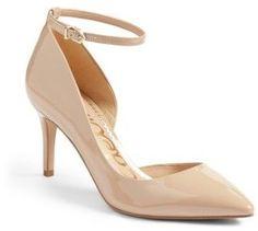 Women's Sam Edelman Tia Ankle Strap Pump #affiliate